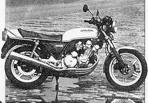 Classic Ride Honda Cbx1000