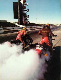 Motorcyclist Comparison Test - GS1100 vs CBX